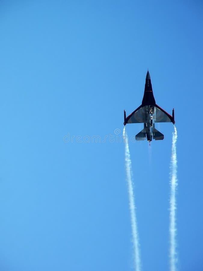 παλεύοντας αεριωθούμενα αεροπλάνα στοκ φωτογραφία με δικαίωμα ελεύθερης χρήσης