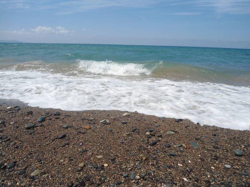 Παλιρροιακός άντεξε στοκ εικόνα με δικαίωμα ελεύθερης χρήσης
