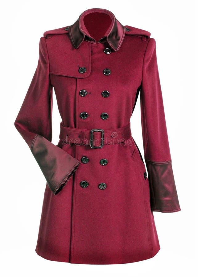 Παλτό μόδας στοκ φωτογραφίες