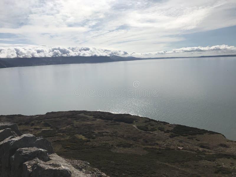 Πανέμορφη άποψη θάλασσας στοκ φωτογραφία με δικαίωμα ελεύθερης χρήσης
