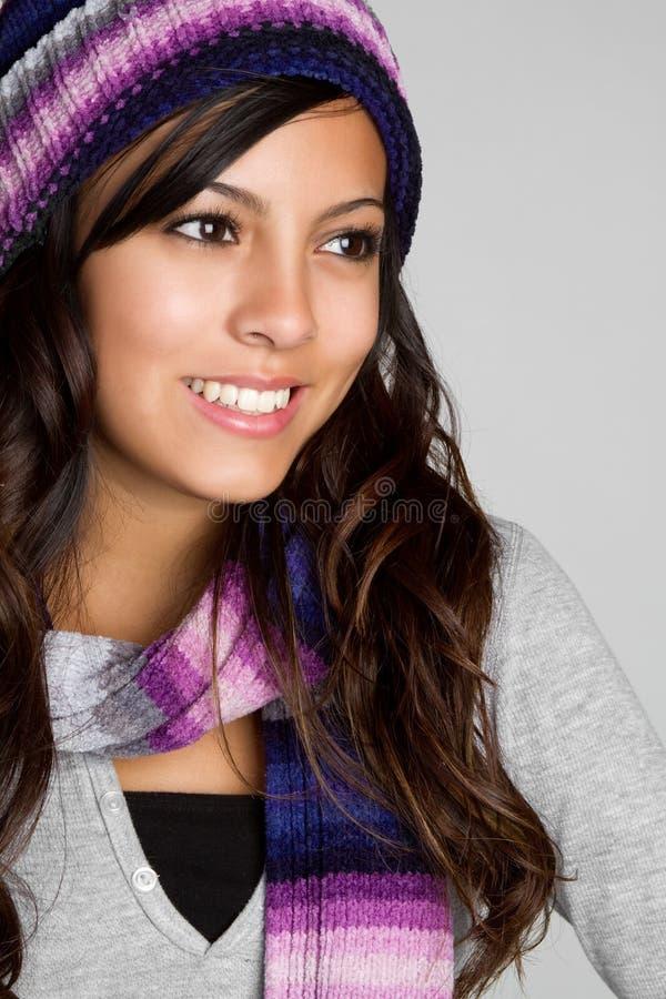 πανέμορφος χειμώνας κορι& στοκ εικόνες