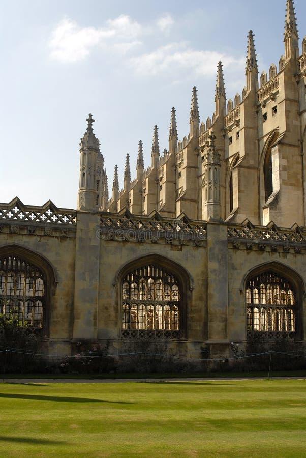 πανεπιστήμιο εκκλησιών στοκ εικόνα