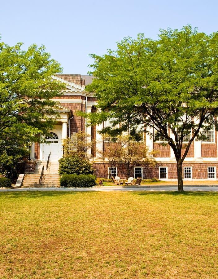 πανεπιστήμιο πανεπιστημι&o στοκ φωτογραφία