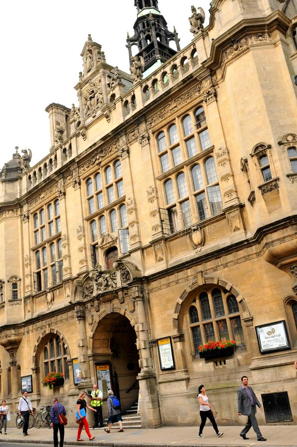 Πανεπιστήμιο της Οξφόρδης στοκ εικόνες με δικαίωμα ελεύθερης χρήσης
