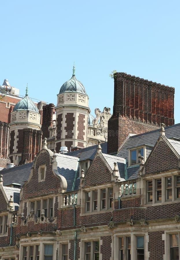 Πανεπιστήμιο της Πενσιλβάνια στοκ εικόνες με δικαίωμα ελεύθερης χρήσης