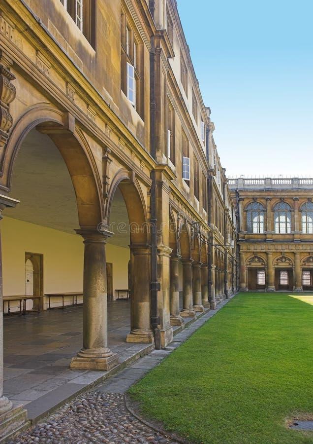 Πανεπιστήμιο του Κέιμπριτ& στοκ εικόνες με δικαίωμα ελεύθερης χρήσης