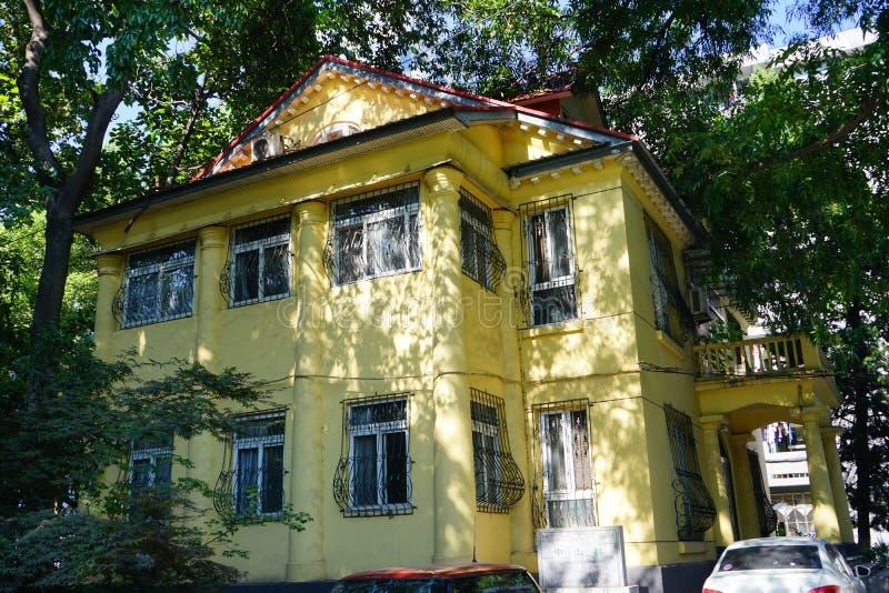 Πανεπιστήμιο του Ναντζίνγκ dorm στοκ εικόνες