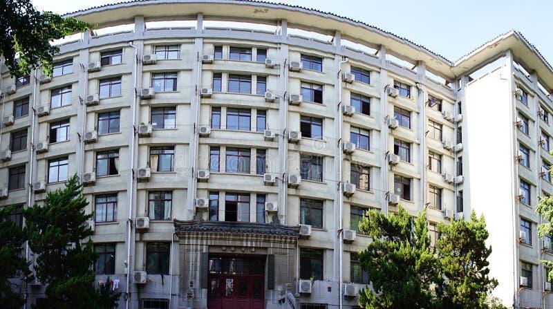 Πανεπιστήμιο του Ναντζίνγκ dorm στοκ εικόνες με δικαίωμα ελεύθερης χρήσης