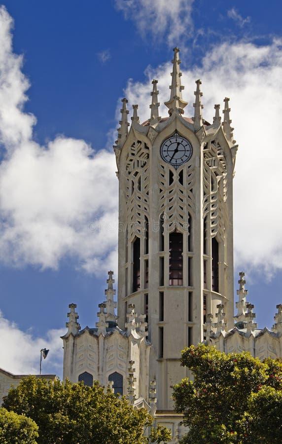 πανεπιστήμιο του Ώκλαντ στοκ φωτογραφία