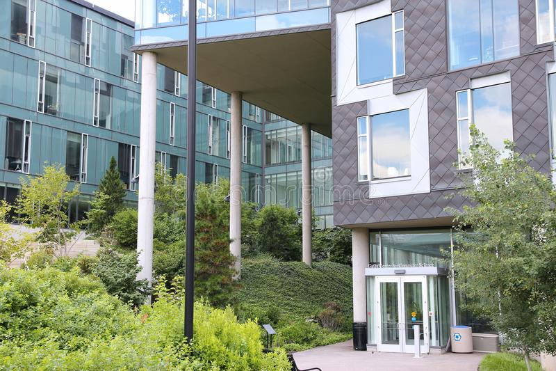 Πανεπιστήμιο του Carnegie Mellon στοκ φωτογραφία