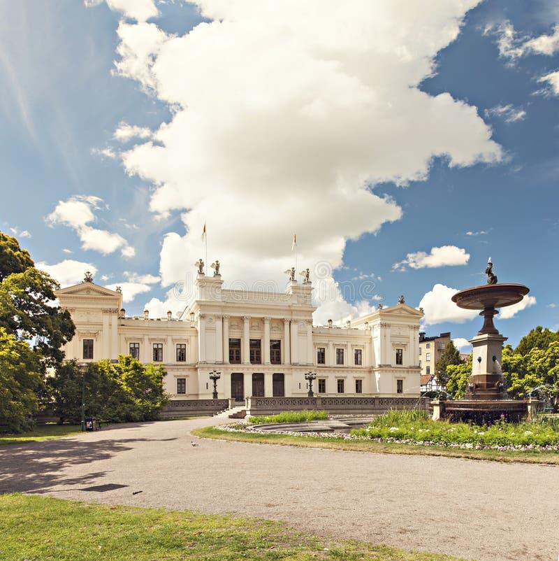 Πανεπιστήμιο του Lund στοκ εικόνες