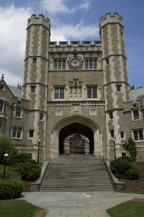 Πανεπιστήμιο του Princeton, ΗΠΑ στοκ εικόνες με δικαίωμα ελεύθερης χρήσης