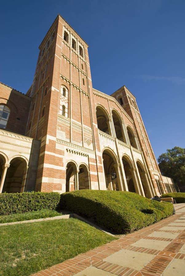 πανεπιστήμιο τούβλου αρ&ch στοκ εικόνες με δικαίωμα ελεύθερης χρήσης