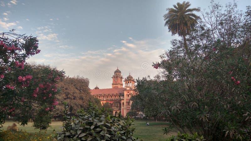 Πανεπιστήμιο allahabad στοκ φωτογραφίες με δικαίωμα ελεύθερης χρήσης