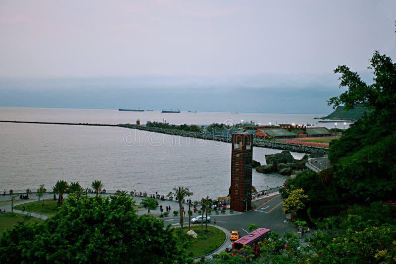 Πανεπιστήμιο Zhongshan, Kaohsiung στοκ φωτογραφία με δικαίωμα ελεύθερης χρήσης