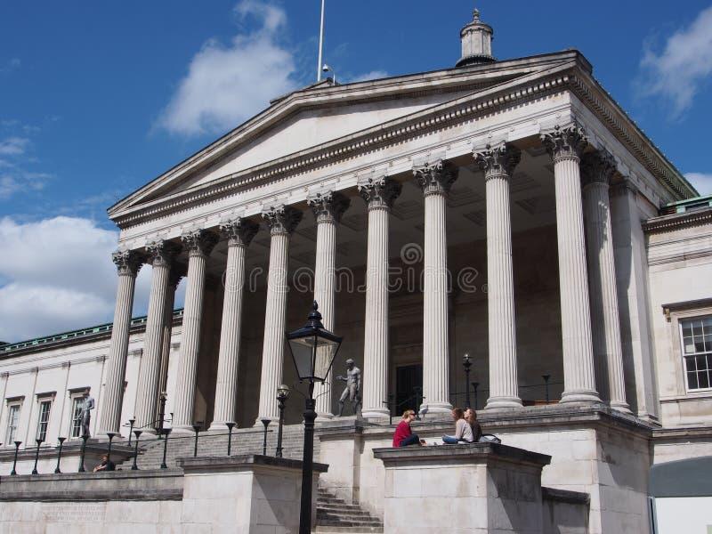 Πανεπιστημιακό κολέγιο, Λονδίνο στοκ εικόνα με δικαίωμα ελεύθερης χρήσης