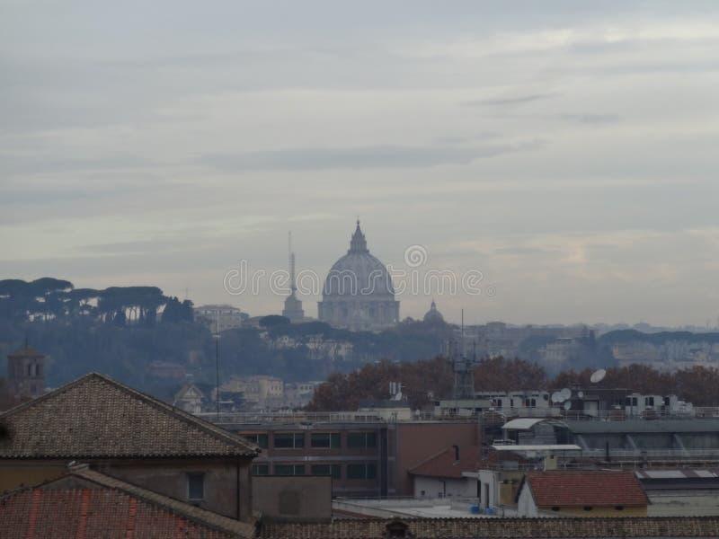 Πανοραμική άποψη του ορίζοντα 3 Romeστοκ φωτογραφία με δικαίωμα ελεύθερης χρήσης