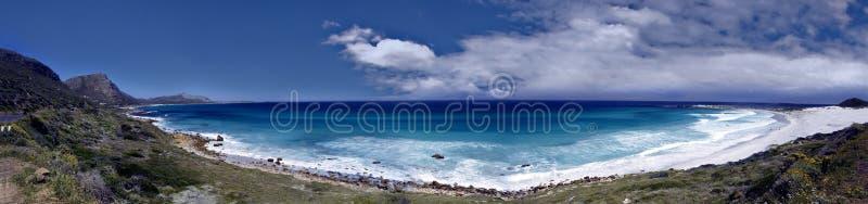 πανοραμική όψη θάλασσας στοκ εικόνες