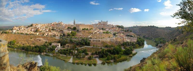 πανοραμική όψη της Ισπανίας στοκ εικόνα