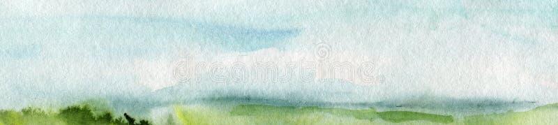 Πανοραμικό Τοπίο στοκ εικόνες