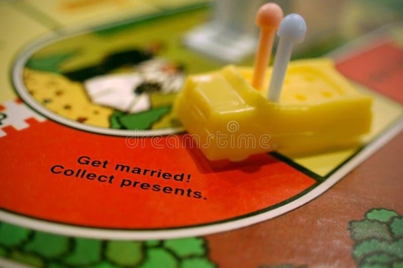 Παντρευτείτε! Συλλέξτε παρουσιάζει στοκ φωτογραφία με δικαίωμα ελεύθερης χρήσης