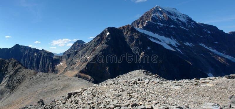 πανόραμα βουνών δύσκολο στοκ εικόνα με δικαίωμα ελεύθερης χρήσης