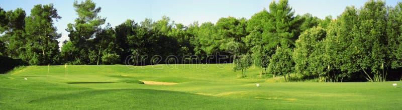 πανόραμα γκολφ πεδίων