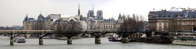 πανόραμα Παρίσι στοκ εικόνες με δικαίωμα ελεύθερης χρήσης