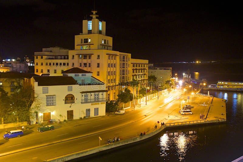 Πανόραμα στην Αβάνα, Κούβα, καραϊβική στοκ φωτογραφία