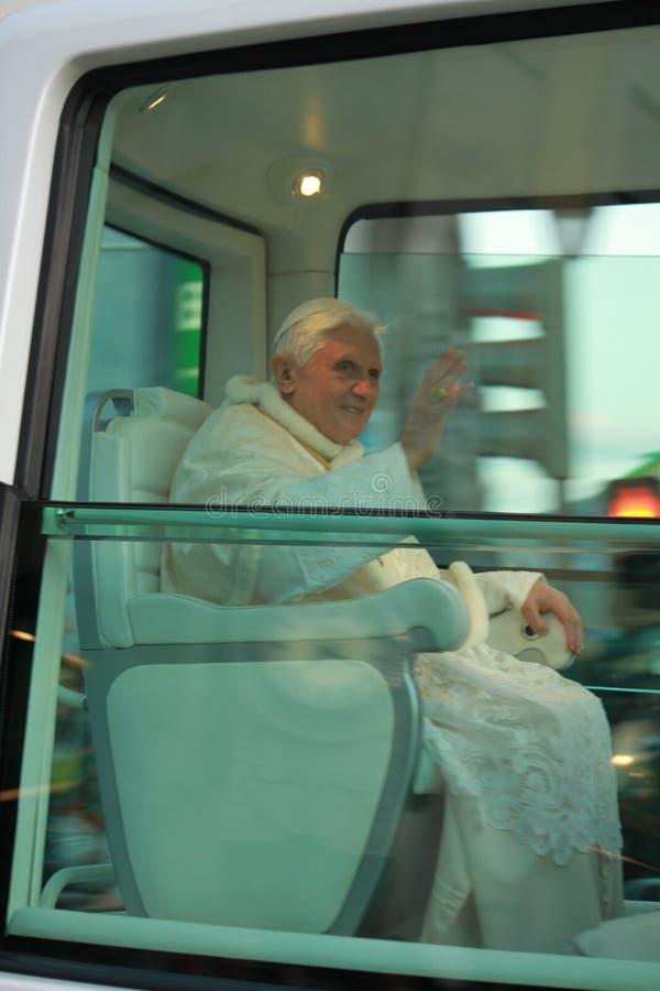 παπάς XVI του Benedict στοκ εικόνα