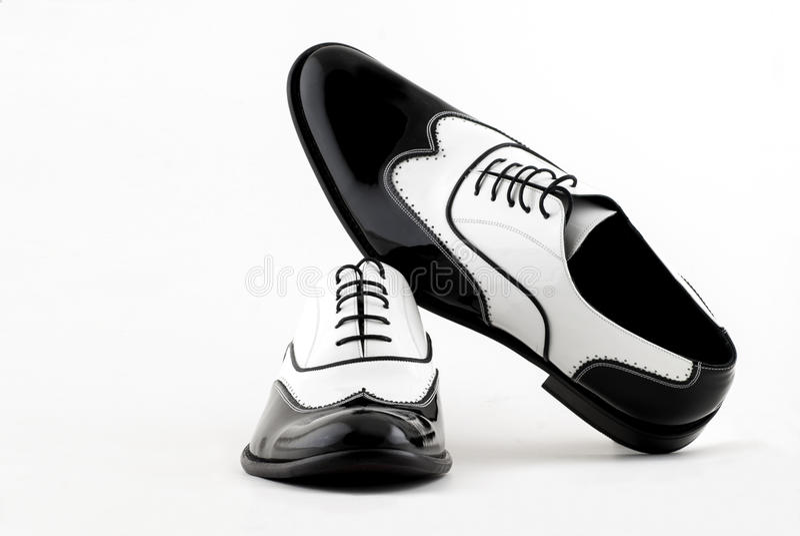παπούτσια μαφιών στοκ φωτογραφία