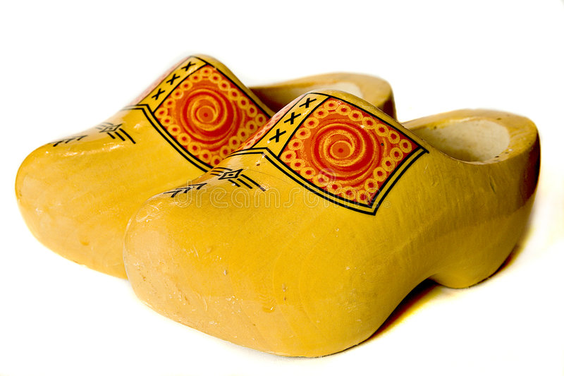 Download παπούτσια ξύλινα στοκ εικόνες. εικόνα από παπούτσια, ζωγραφική - 1548170