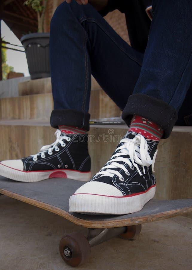 Παπούτσια πολεμιστών στοκ εικόνες με δικαίωμα ελεύθερης χρήσης