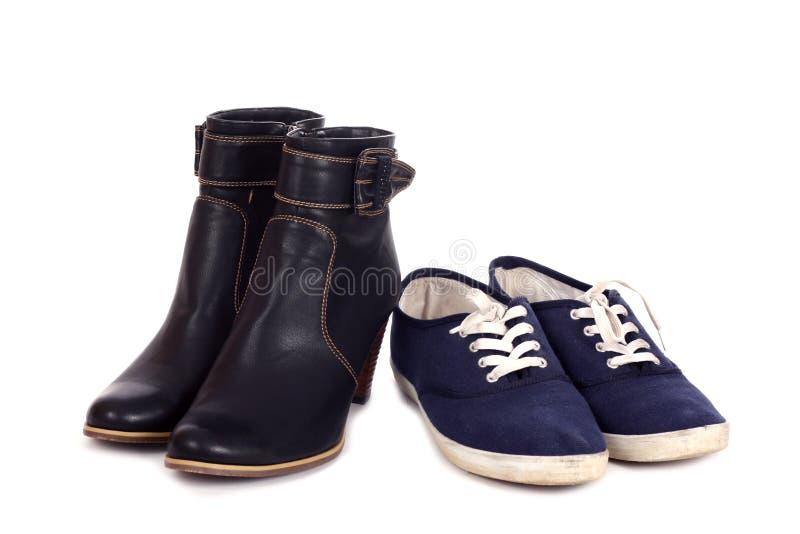 παπούτσια στοκ εικόνες