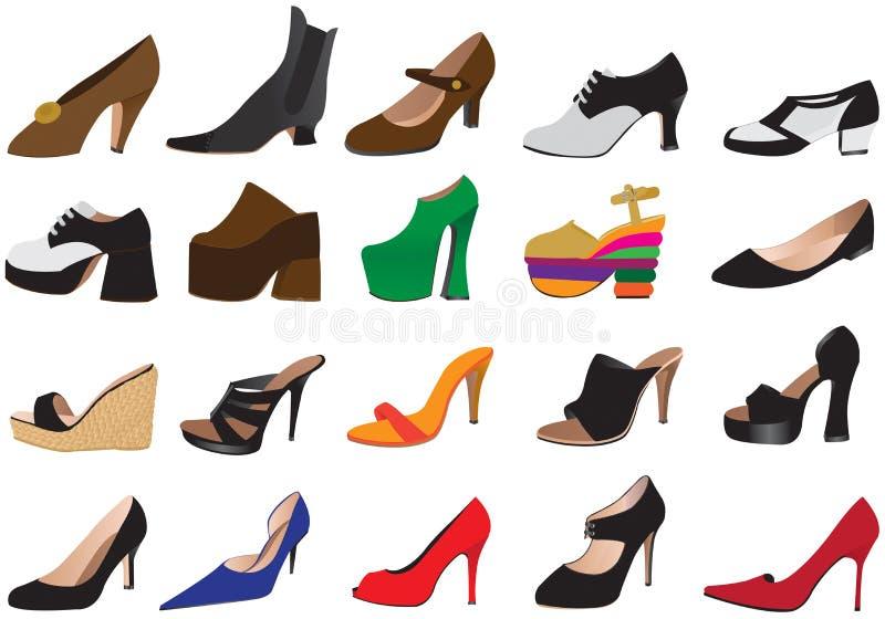 παπούτσια ελεύθερη απεικόνιση δικαιώματος