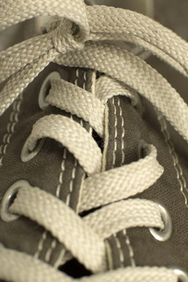 παπούτσι λεπτομέρειας στοκ εικόνες με δικαίωμα ελεύθερης χρήσης