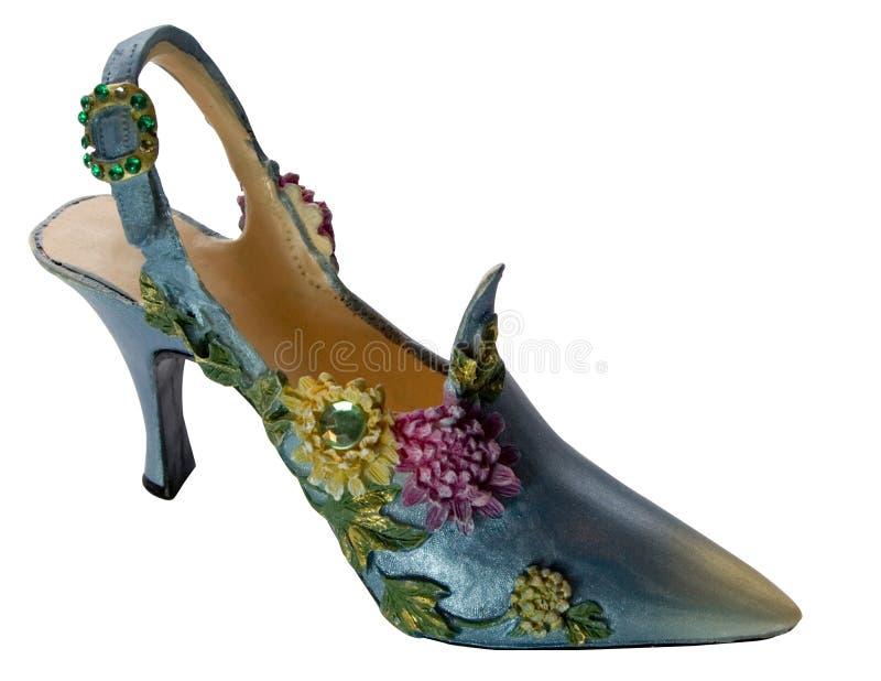 παπούτσι σειράς μικρογρ&alpha στοκ εικόνα με δικαίωμα ελεύθερης χρήσης