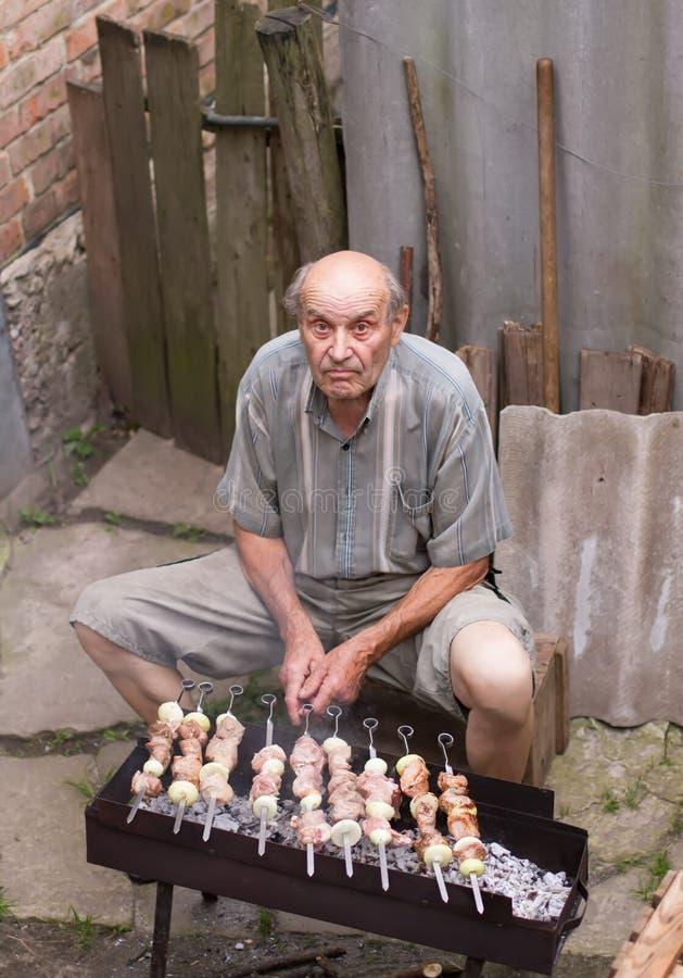 παππούς στοκ εικόνα με δικαίωμα ελεύθερης χρήσης