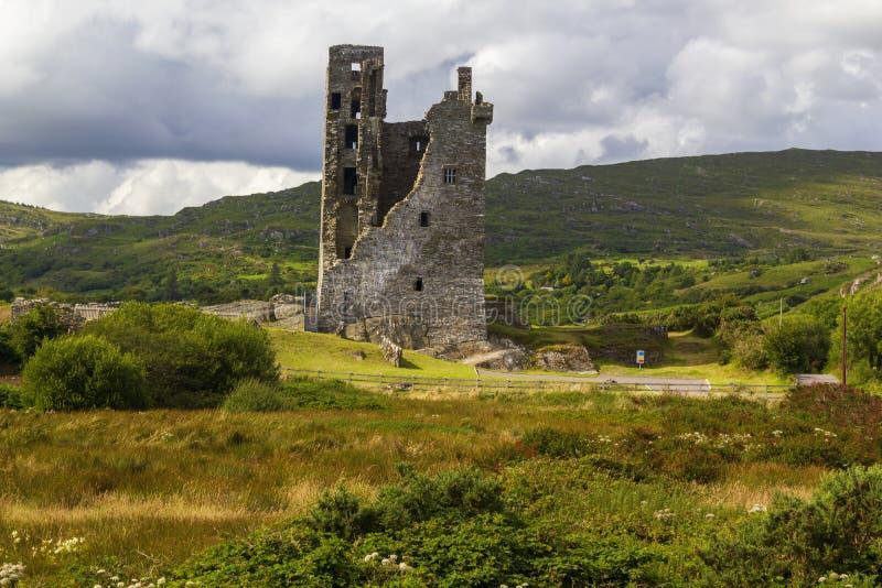 Παράδειγμα του Irish Tower House in County Cork στοκ φωτογραφίες με δικαίωμα ελεύθερης χρήσης