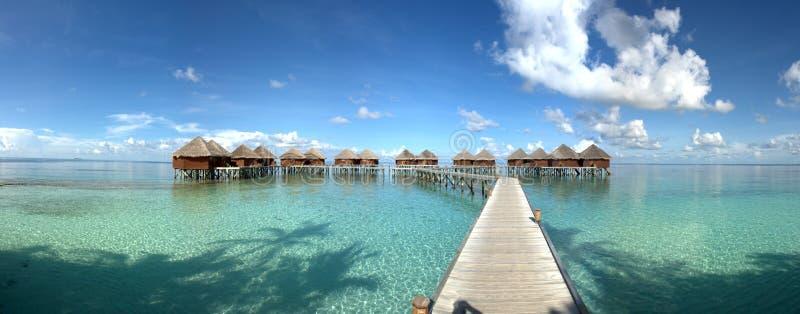 παράδεισος στον τρόπο στοκ φωτογραφία με δικαίωμα ελεύθερης χρήσης