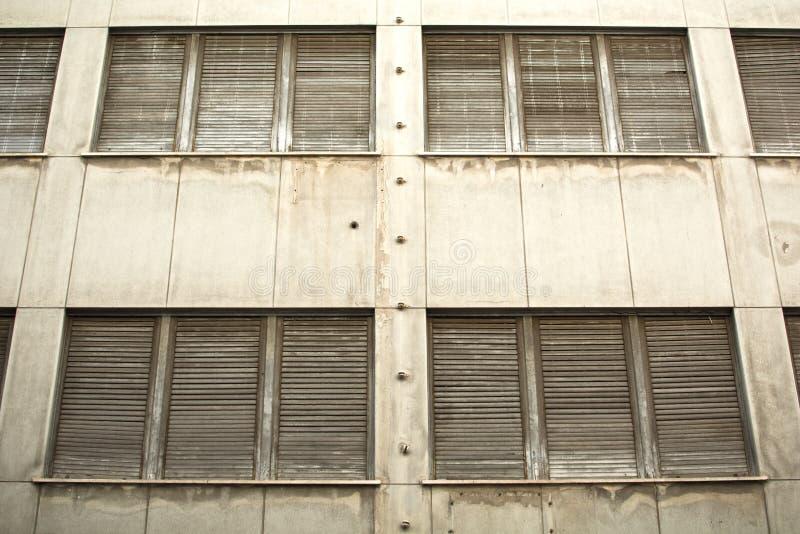 Παράθυρα παραθυρόφυλλων στοκ φωτογραφία