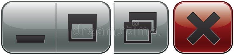 παράθυρο ελέγχων απεικόνιση αποθεμάτων