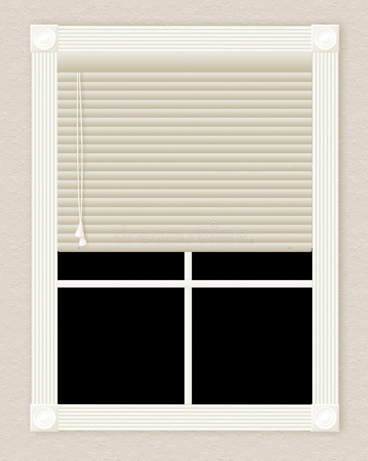 παράθυρο ελεφαντόδοντο απεικόνιση αποθεμάτων