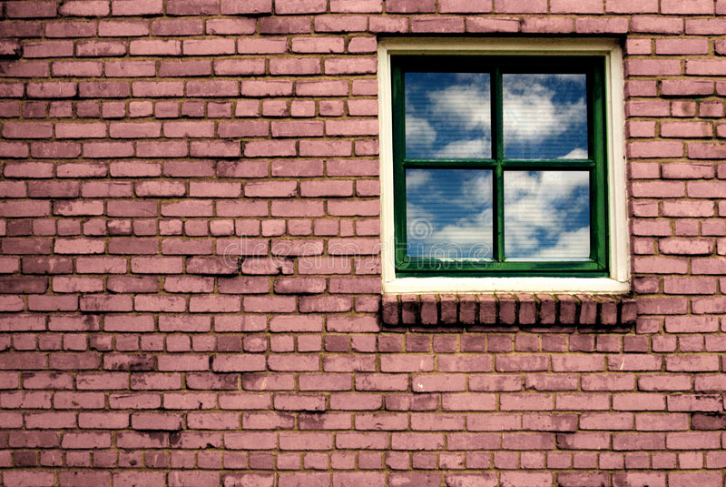 παράθυρο ευκαιρίας στοκ φωτογραφία με δικαίωμα ελεύθερης χρήσης