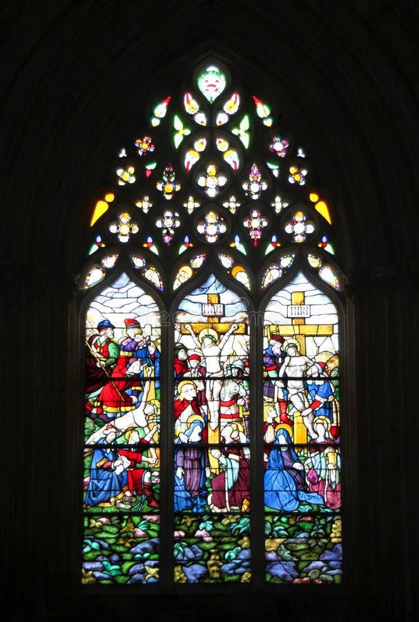 παράθυρο μωσαϊκών στοκ εικόνες