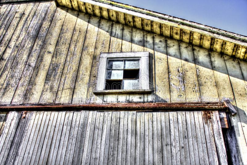 Παράθυρο σιταποθηκών στοκ φωτογραφίες με δικαίωμα ελεύθερης χρήσης
