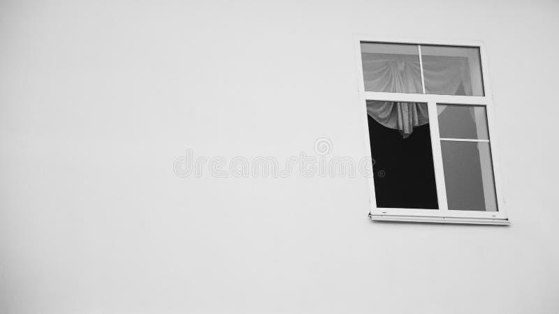 Παράθυρο στο κενό στοκ φωτογραφία