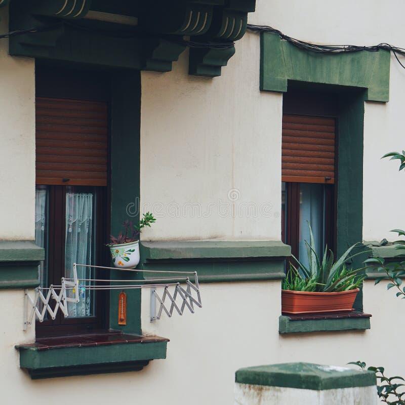 Παράθυρο στο σπίτι στοκ φωτογραφία με δικαίωμα ελεύθερης χρήσης