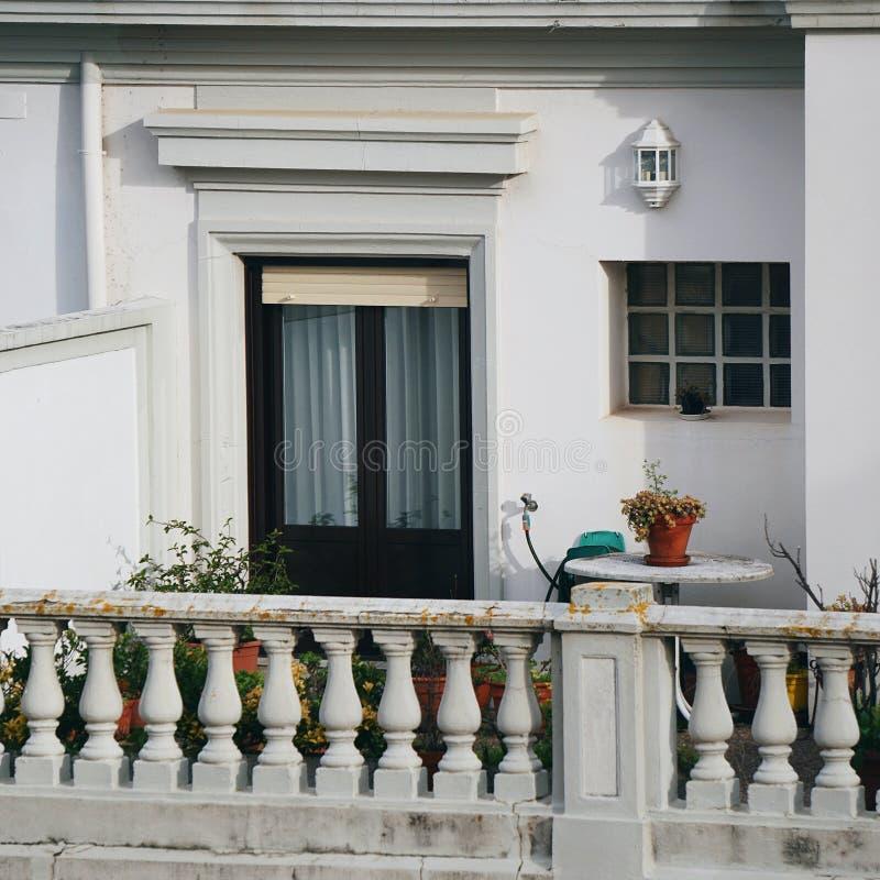 Παράθυρο στο σπίτι στοκ φωτογραφία