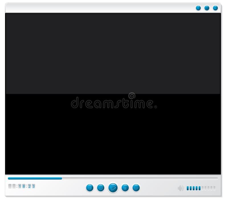 παράθυρο συσκευών αναπ&alpha διανυσματική απεικόνιση